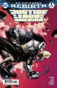 Justice League Of America, Vol. 5 #1B