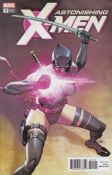 Astonishing X-Men, Vol. 4 #11B