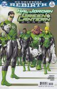 Hal Jordan and the Green Lantern Corps #11B