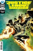 Justice League Of America, Vol. 5 #21B