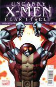 Uncanny X-Men, Vol. 1 #543A