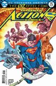 Action Comics, Vol. 3, issue #992