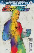 Green Lanterns #10B