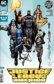 Justice League Of America, Vol. 5 #25B