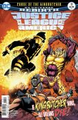 Justice League Of America, Vol. 5 #11A