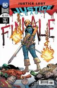 Justice League, Vol. 2 #43A