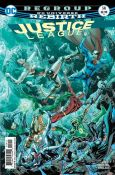 Justice League, Vol. 2 #14A