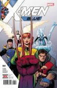 X-Men: Blue, issue #4