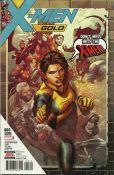 X-Men: Gold, Vol. 2 #3C
