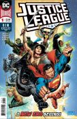 Justice League, Vol. 3, issue #1