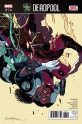 Deadpool, Vol. 5 #34A