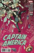 Captain America, Vol. 1, issue #703