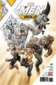 X-Men: Gold #1K