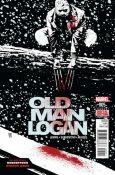 Old Man Logan, Vol. 2 #5A