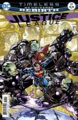 Justice League, Vol. 2 #17A