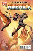 Captain America, Vol. 7 #17B