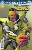Hal Jordan and the Green Lantern Corps #7B