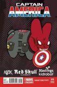 Captain America, Vol. 7 #19B