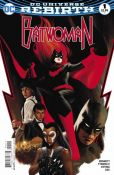 Batwoman, issue #1