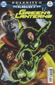 Green Lanterns #19A