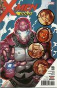 X-Men: Gold, Vol. 2 #5D