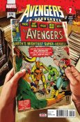 Avengers, Vol. 7, issue #676