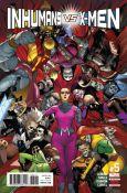 Inhumans vs. X-Men #5A