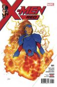 X-Men: Red, issue #1
