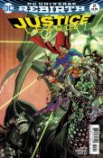 Justice League, Vol. 2 #21B