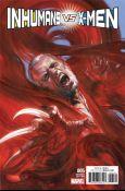 Inhumans vs. X-Men #5C