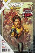 X-Men: Gold #3A
