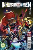Inhumans vs. X-Men #3A