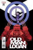 Old Man Logan, Vol. 2 #3B