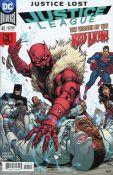 Justice League, Vol. 2 #41A