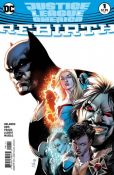 Justice League Of America: Rebirth, issue #1