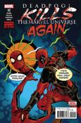Deadpool Kills The Marvel Universe Again, issue #2