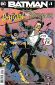 Batman: Prelude To The Wedding - Batgirl Vs Riddler, issue #1