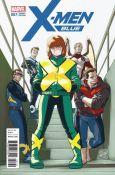 X-Men: Blue #7C