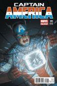 Captain America, Vol. 7 #5B