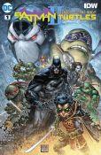 Batman / Teenage Mutant Ninja Turtles II, issue #1