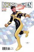 Inhumans vs. X-Men #4E