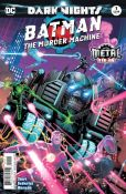 Batman: The Murder Machine, issue #1