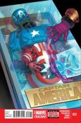 Captain America, Vol. 7 #22A