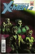 Astonishing X-Men, Vol. 4 #2E