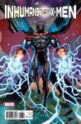 Inhumans vs. X-Men #3E
