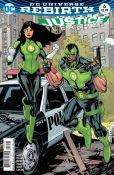Justice League, Vol. 2 #6B