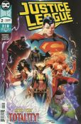 Justice League, Vol. 3, issue #2