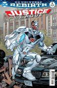 Justice League, Vol. 2 #5B