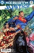 Justice League, Vol. 2 #28B