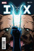 Inhumans vs. X-Men #1B